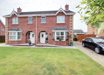 Thumbnail 3 bed semi-detached house for sale in St Andrews Avenue, Ballyhalbert