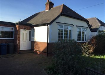 Thumbnail 3 bed bungalow to rent in Wilford Road, Ruddington, Nottingham