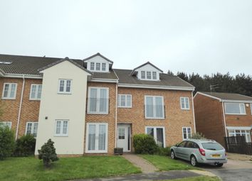 Thumbnail 1 bed flat to rent in Middlewood, Ushaw Moor, Durham