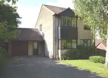 Thumbnail 4 bed detached house for sale in St. Marys Rise, Writhlington, Radstock, Somerset