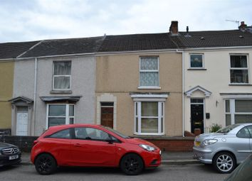 Thumbnail 3 bed terraced house for sale in Hanover Street, Mount Pleasant, Swansea