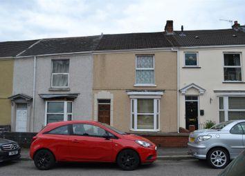 Thumbnail 3 bedroom terraced house for sale in Hanover Street, Mount Pleasant, Swansea