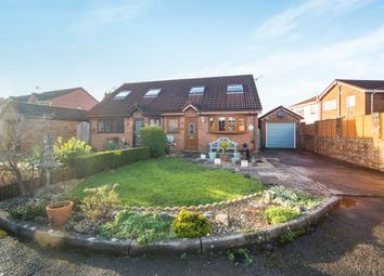 Thumbnail Bungalow for sale in St Catherines Close, Bedwas, Caerphilly