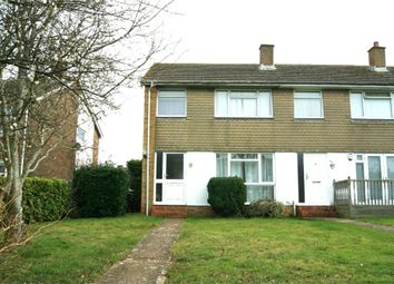Thumbnail 3 bed end terrace house to rent in Seven Sisters Road, Eastbourne, East Sussex