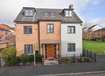 Thumbnail 5 bed town house for sale in Wilberforce Road, Wilford, Nottingham