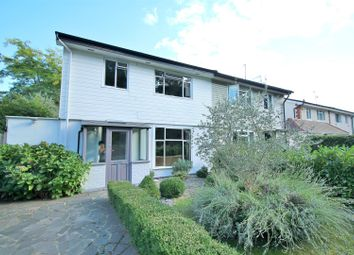 Thumbnail 3 bed semi-detached house for sale in Lonsdale Drive, Enfield