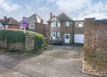 Thumbnail 4 bed detached house for sale in Cromford Road, Nottingham