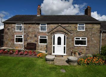 Thumbnail 3 bedroom detached house for sale in Lask Edge, Leek