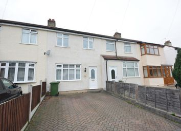 3 bed terraced house for sale in Northumberland Avenue, Hornchurch RM11