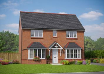 Thumbnail 4 bed detached house for sale in The Betws, Plot 14, Eastern Road, Willaston, Cheshire