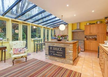 Thumbnail 3 bed detached house for sale in Upper Park Road, Belsize Park, London