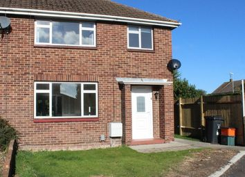 Thumbnail 3 bed semi-detached house for sale in Dockle Way, Swindon, Wiltshire