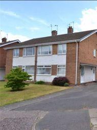 Thumbnail 2 bed property to rent in Burnside Way, Longbridge, Northfield, Birmingham