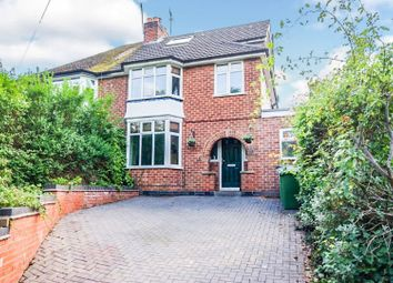 Thumbnail 4 bed semi-detached house for sale in Rugby Road, Leamington Spa