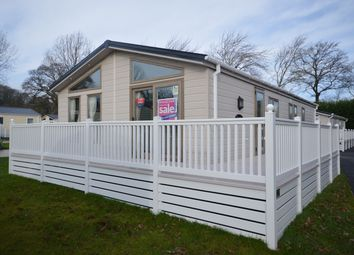 Thumbnail 3 bedroom mobile/park home for sale in Warren Road, Dawlish Warren, Dawlish