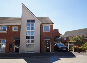 Thumbnail 3 bedroom end terrace house for sale in Somerset Walk, Broughton Gate