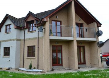 Thumbnail 2 bed flat for sale in 35 Knockomie Rise, Forres