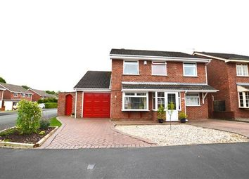 Thumbnail 4 bed detached house for sale in Huron Grove, Trentham, Stoke On Trent