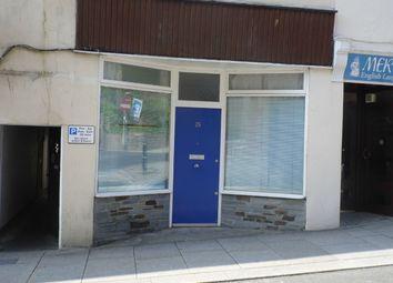 Thumbnail Studio to rent in 29 High Cross Street, St Austell, Cornwall
