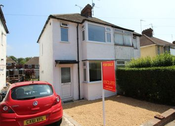 Thumbnail 2 bedroom semi-detached house for sale in Eighth Avenue, Luton