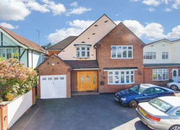 Thumbnail 5 bed detached house for sale in Oak Hill Road, Stapleford Abbotts, Romford