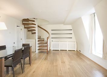 Thumbnail 3 bed flat to rent in Prince Of Wales Terrace, Kensington