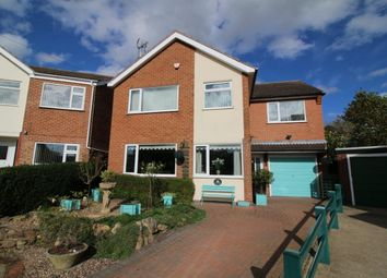 Thumbnail 4 bed detached house for sale in Dover Beck Close, Calverton, Nottingham