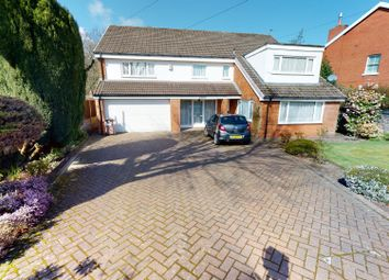 Thumbnail 4 bed detached house for sale in Regents Road, St. Helens