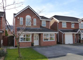 Thumbnail 4 bed detached house for sale in 25 Poplar Drive, Coppull
