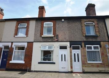Thumbnail 2 bed terraced house for sale in Yeaman Street, Stoke, Stoke-On-Trent