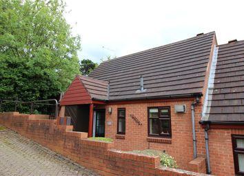 Thumbnail 2 bed semi-detached bungalow for sale in Gascoigne Drive, Spondon, Derby