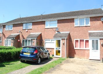 Thumbnail 2 bed terraced house to rent in Shelley Way, Thetford, Norfolk