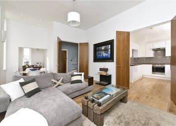 Thumbnail 3 bed flat to rent in Woodfield Road, London