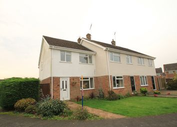 Thumbnail 3 bed semi-detached house for sale in Lime Grove, Ashbourne