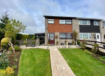 Thumbnail 3 bed semi-detached house for sale in Chapel Croft Close, Middleton, Matlock