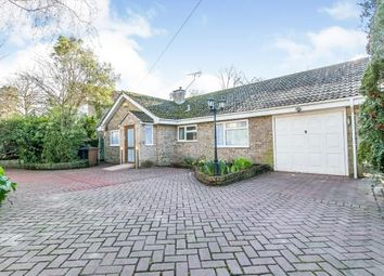 Thumbnail 3 bed bungalow for sale in Great Cornard, Sudbury, Suffolk