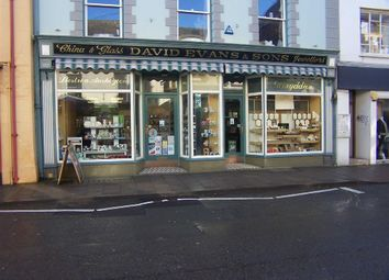 Thumbnail Retail premises to let in Pendre, Cardigan, Ceredigion