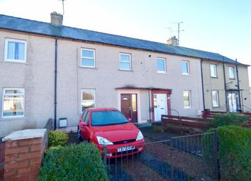 Thumbnail 2 bed terraced house for sale in Terregles Road, Dumfries, Dumfries And Galloway