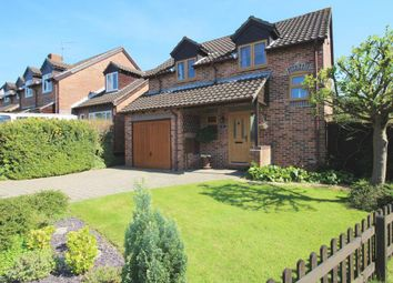 Thumbnail 3 bed terraced house for sale in Kestrel Close, Bishops Waltham