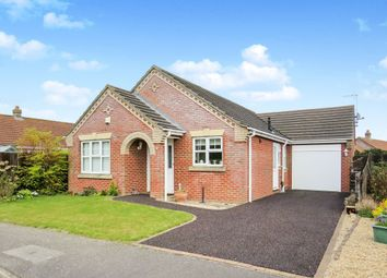 Thumbnail 3 bed detached bungalow for sale in Ashby Meadows, Spilsby