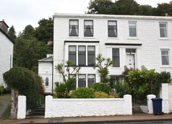 Thumbnail Maisonette for sale in 3A Mountstuart Road, Rothesay, Isle Of Bute