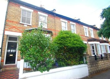 Thumbnail 4 bedroom terraced house to rent in Gladstone Road, London
