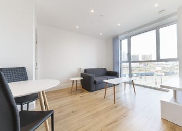 Sovereign Tower, 1 Emily Street, Canning Town, London E16. Studio to rent