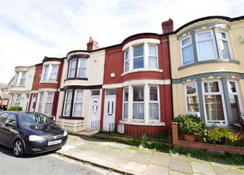 Thumbnail 2 bed terraced house to rent in Greencroft Road, Wallasey, Merseyside