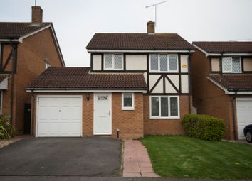 Thumbnail 3 bed detached house for sale in Arkwright Drive, Bracknell