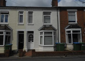 Thumbnail 3 bed terraced house to rent in Burton Road, Polygon, Southampton
