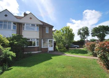 Thumbnail 3 bedroom semi-detached house for sale in Selwood Road, Chessington