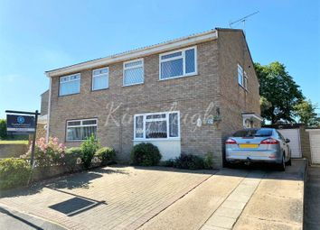 Thumbnail 3 bed semi-detached house for sale in Stour View Avenue, Mistley, Manningtree, Essex