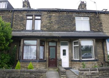 Thumbnail 4 bed terraced house to rent in Bradford Road, Pudsey, Leeds