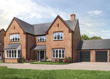 Sonning Grove, Sonning Common, Reading RG4. 5 bed detached house for sale